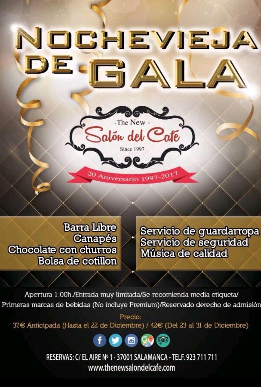 Nochevieja de Gala